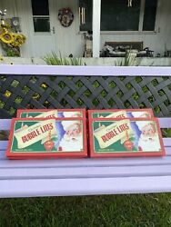 4 Boxes Of Original Midwest Of Cannon Falls Christmas Bubble Lites