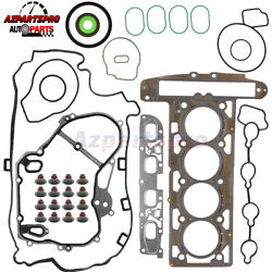 Head Gasket Set Hs54874 Fit For Chevrolet Equinox Buick Gmc 2010-2017 2.4 L4