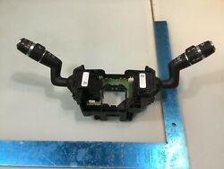 17-19 Jaguar Xe Steering Column Turn Signal And Wiper Combo Switch E P