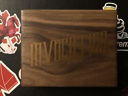 Invocation - Legacy Set Edition Playing Cards - Kings Wild Project Only 100 Made