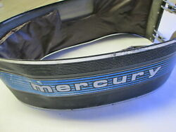 Mercury 500 Outboard Blue Metal Wrap Around Cowling 50 Hp