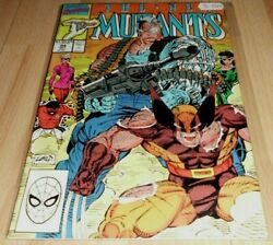 New Mutants 1983 1st Series 94...published October 1990 By Marvel