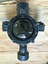 Us Army Air Compass Type B-3a Manufactured By Elgin Watch Company 1920s