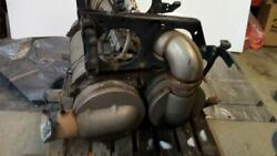 2016 Freightliner Cascadia Isx Dpf Exhaust Assembly Needs O2 Sensor 5740538