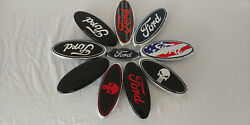 Ford F-150 Grille/tailgate