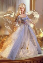 Barbie Angel Of Peace - Timeless Sentiments - Collectibles