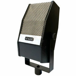 Stager Microphones Sr-1a Alnico-v Ribbon Microphone