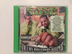 Kane amp; Abel Am I My Brothers Keeper No Limit Records Master P Snoop Like new OOP