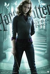 Harry Potter And The Half-blood   Hermione 5 X 7 Vinyl Theatre Banner Ds