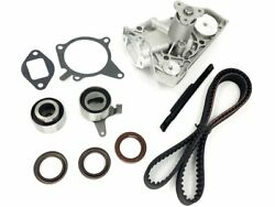 Timing Belt Kit And Water Pump Fits Tracer 1991-1996 69xjbm