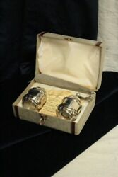 Salt And Pepper Silver 800 Dating First Half And039 Of And039900 / Pepper/silver