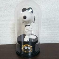 Snoopy Collectable Watch 1995 Vintage Item Used Figure Free Shipping Japan Toy