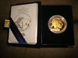2007 American Buffalo One Ounce Gold Proof Coin