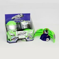 Headstart Micro Wheels Pit Stop And Car Wash Toy
