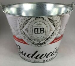 Ab Budweiser King Of Beers Aluminum Ice Bucket 2016 This Buds For You W Handle