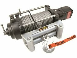 Mile Marker H12000 Hydraulic Winch Winch Fits Chevy V10 Suburban 1988 45pnrs