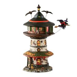 Department 56 Witch Way Home Tower #4051009