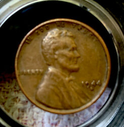 1944 S Lincoln Wheat Cent / Penny  A Nice Coin For Your Collection