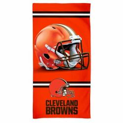 Nfl Bath Towel Cleveland Browns Spectra Beach Towel 59 1/8x29 1/2in