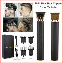 2021 New Hair Clipper Cordless Zero Gapped Trimmer Hair Clipper - Menand039s Gift