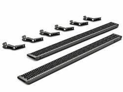 N Fab Growler Step System Nerf Bars Fits Ford Transit-150 2019 25gzkp