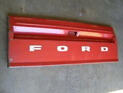 Oem Ford 1977 1982 Courier Truck Pickup Tailgate 1978 1979 1980 1981 Tail Gate
