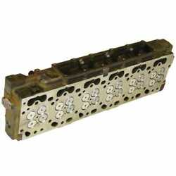 Remanufactured Cylinder Head With Valves Compatible With John Deere 6068