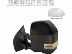 Left - Driver Side Mirror Fits Ford F350 Super Duty 2017-2019 21fxsj