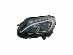 Right - Passenger Side Headlight Assembly Fits Mercedes C250 2015 18vywg