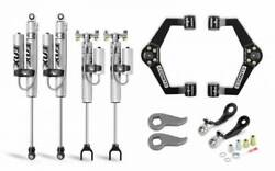 Cognito 3 Premier Leveling Kit With Fox Shocks For 2020 Chevy/gmc 2500hd 3500hd