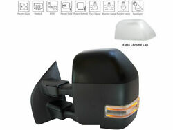 Left - Driver Side Mirror Fits Ford F350 Super Duty 2017-2019 29zfcg