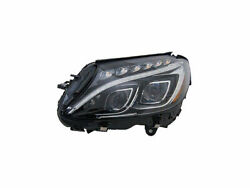 Right - Passenger Side Headlight Assembly Fits Mercedes C350 2015 98kfyh