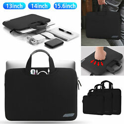 Laptop Bag Sleeve Macbook Case Carry Cover Handbag 13 14 15 15.6#x27;#x27; For Notebook $12.48