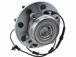 Front Wheel Hub Assembly Fits Ram 1500 2006-2008 4wd 65kgzq