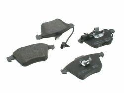 Front Pagid Oe Formulated Brake Pad Set Fits Audi A6 2006-2008 26cpmw