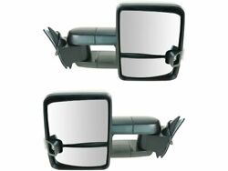 Trail Ridge Door Mirror Set Fits Chevy C1500 1988-1999 52hcct