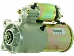 Ac Delco Professional Starter Fits Ford Mustang 2005-2014 57kpss