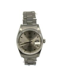 Rolex Oyster Date Stainless Steel Watch 6694