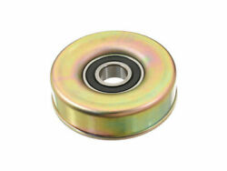 Outer Accessory Belt Idler Pulley Fits Volvo S60 Cross Country 2016 12gbcz