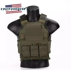 EMERSON Tactical Plate Carrier