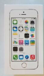 Rare Ios 7 Apple Iphone 5s - 16gb - Silver Atandt A1533 Gsm👉factory Sealed