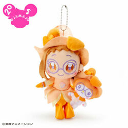 New Sanrio Magical Doremii 20th Reanne Meets My Melody Plush Keychain 8-inch
