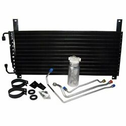 1967 1968 1969 1970 1971 1972 Chevy Gmc Truck A/c Condenser With Tube Kit - D96