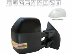 Right - Passenger Side Mirror Fits Ford F250 Super Duty 2017-2019 68ygvr
