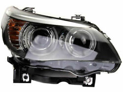 Right - Passenger Side Headlight Assembly Fits Bmw 535i Xdrive 2009-2010 34bjnw