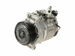 Denso New W/ Clutch A/c Compressor Fits Mercedes Sl55 Amg 2003-2006 95dxfk
