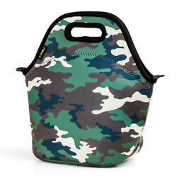 Insulated Lunch Bags for Men Lunch Box Kids Neoprene Picnic Lunchbox Bento Box $9.99