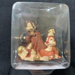 Tokyo Disney Sea Magic Rally Limited Chip And Dale Figure Figurine Doll 2009