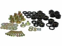 Energy Suspension Body Mount Set Fits Chevy Chevelle 1968-1972 27xjqy