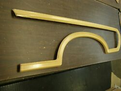 Oem Ford 1968 1969 Torino Station Wagon Country Squire Fender Moulding Trim Nos
